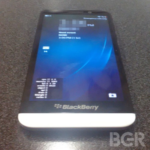 This Is What BlackBerry's Next Big-Screen Smartphone Will Look Like