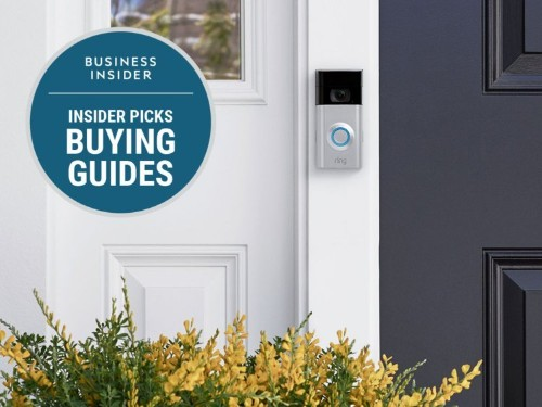 The best home security products you can buy