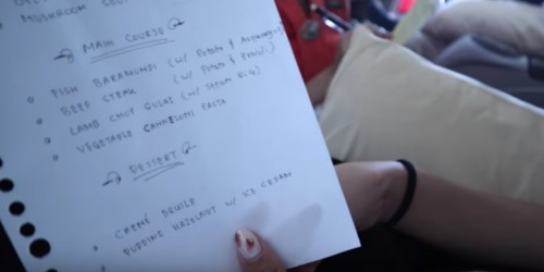 YouTuber may face charges after Garuda Indonesia viral hand-drawn menu
