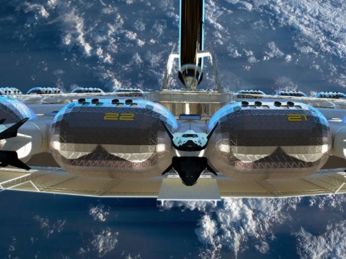 Von Braun Station is expected to be the world's first space hotel