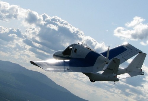 The Era Of The Flying Car Has Finally Arrived