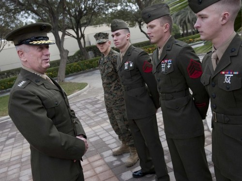 Everyone Should Follow This Legendary Marine General's Advice On Leadership