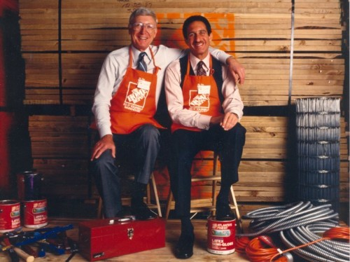 The founders of Home Depot originally couldn't pay people to shop in their stores