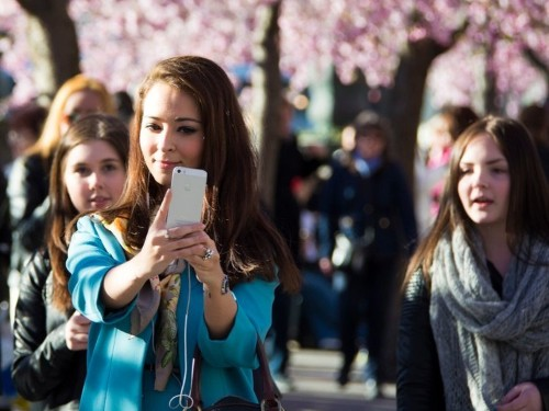 Here's why tourists need to stop taking selfies