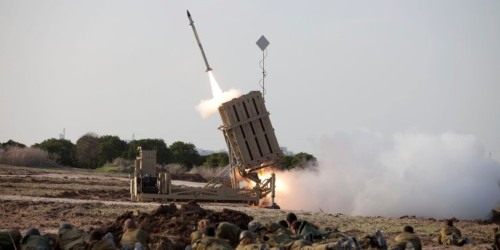 The US military is buying Israel's battle-proven Iron Dome that destroys rockets. Here's how it works
