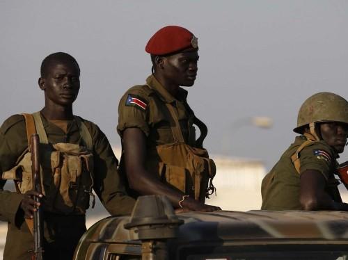 US Aircraft Shot At In South Sudan
