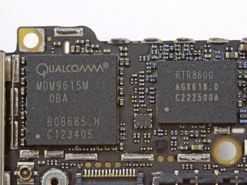 Chipmakers dream of China as they head to Spain's smartphone gala