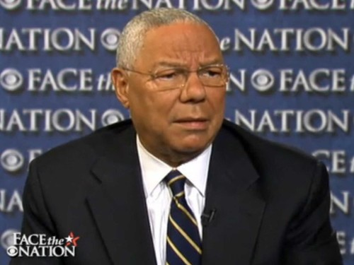 COLIN POWELL: Syria Is An 'Internal Struggle' That Is Beyond US Capabilities