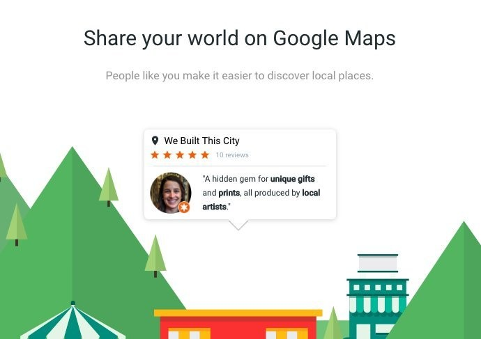 How to write a Google review, and become a 'Local Guide' for your area