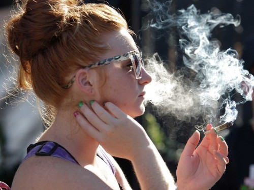 The Number Of People Who Like Colorado's Legal Marijuana Is Getting Higher And Higher