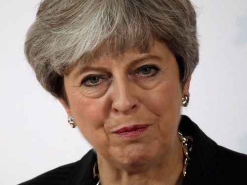 Prime Minister Theresa May hints she could sack Boris Johnson from foreign secretary job