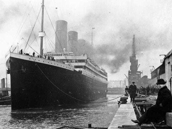 HSBC WARNS: The world economy faces a 'titanic problem' - Business Insider