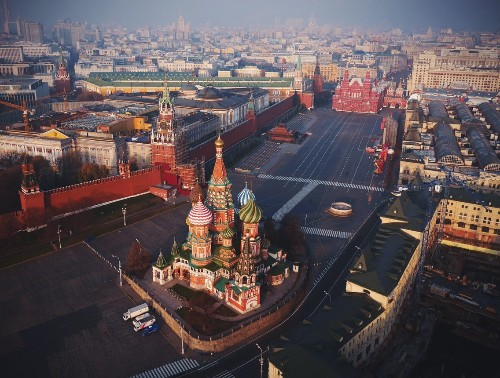 37 incredible drone photos from across the globe that would be totally illegal today - Business Insider