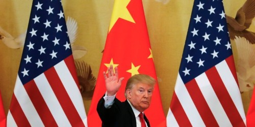 The Trump administration is starting to publicly recognize the costs of the US-China trade war on Americans