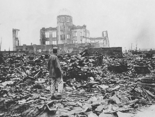 Hiroshima: The moment the US deployed the most powerful weapon known to man