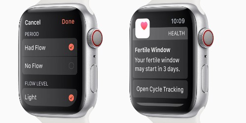 Three new health studies are coming to the Apple Watch
