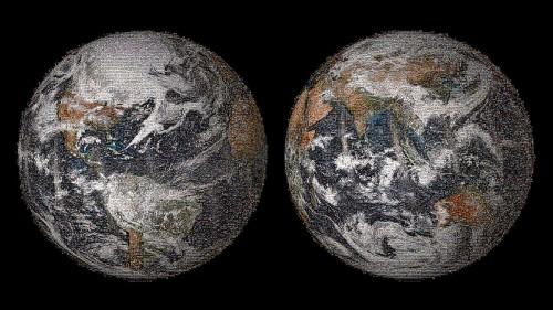 NASA Celebrated Earth Day By Making A Giant Global Selfie