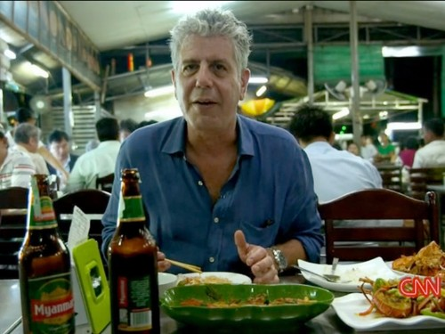 Anthony Bourdain wants you to pay more for a common but 'unappreciated' cuisine
