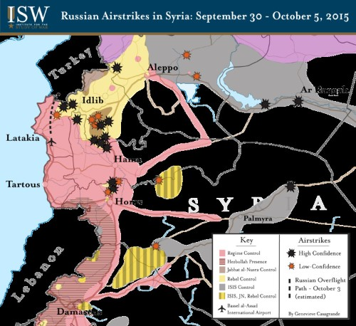 Russia just handed ISIS a 'big win' in Syria's largest city