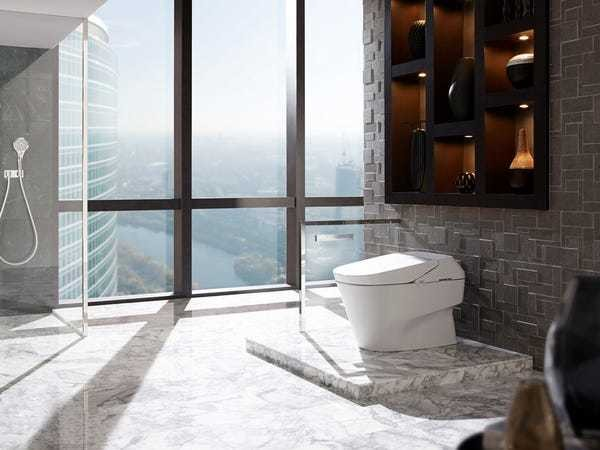 Here's the $10,000 toilet that everybody is freaking out about - Business Insider