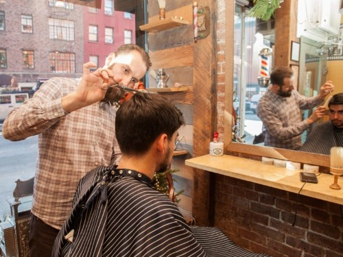 There's an easy way to tell if you've picked the right barbershop
