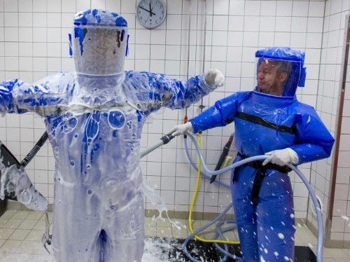 Why Ebola Is Such A Uniquely Terrible Virus