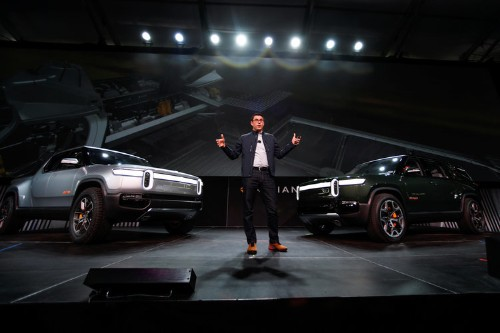 With Tesla's Elon Musk and Rivian's RJ Scaringe, we have the Henry Ford and Alfred Sloan of electric vehicles