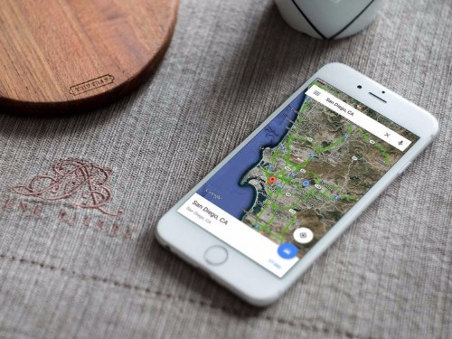 Google just made Maps on the iPhone much better