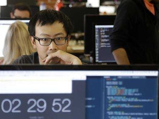 Guy Spent $11,000 On A Coding 'Bootcamp' And Doubled His Salary