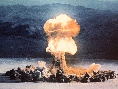 Nuclear bomb explosion videos have been declassified, put on YouTube - Business Insider