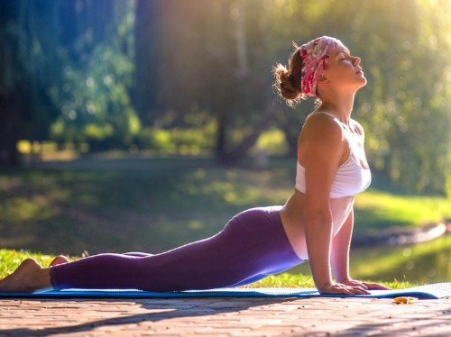 Hot yoga might not be any healthier for you than regular yoga