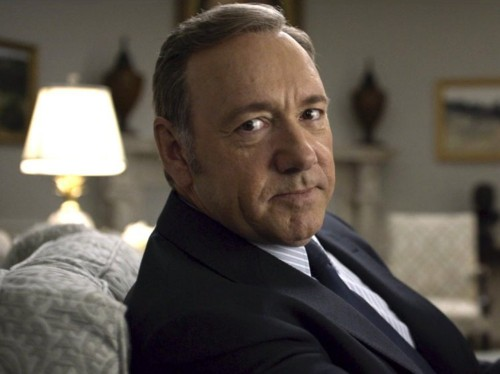 Fictional US President Frank Underwood has created a lot of problems for a real organization called America Works