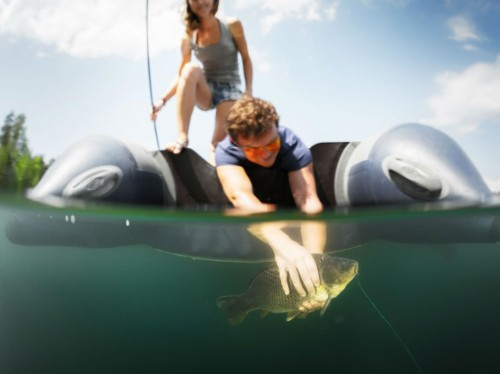 How fishing can be a surprising way to boost both your love life and your mental wellbeing