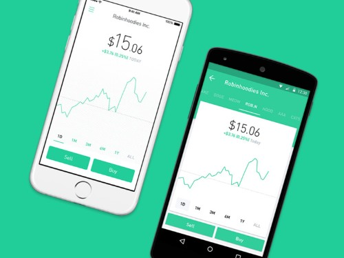 The app that lets you trade stocks without paying any fees just fixed a big thing it was missing
