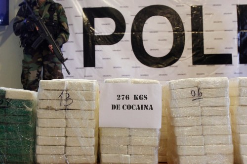 From Colombia to New York City: The narconomics of cocaine