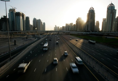 Dubai is the first city to run its vehicles on waste cooking oil