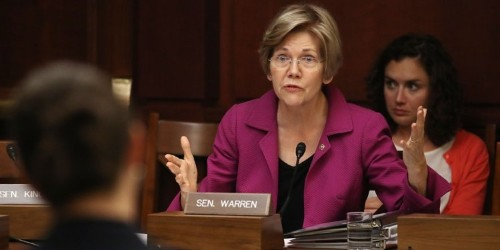 Elizabeth Warren becomes the first senator — and first 2020 candidate — to call for impeaching Trump over the Mueller report