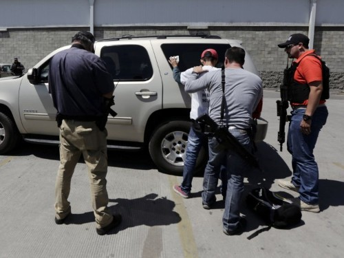 Five young people murdered in Mexico were mistaken for a rival drug cartel