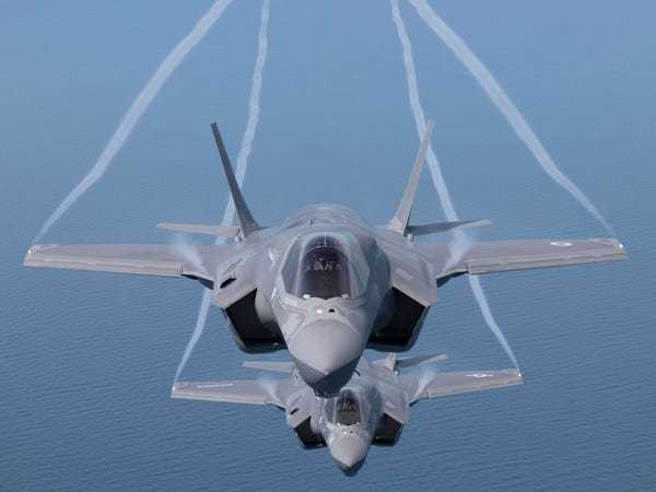 Forget the F-35, the Air Force and Navy are working on a 6th generation fighter - Business Insider