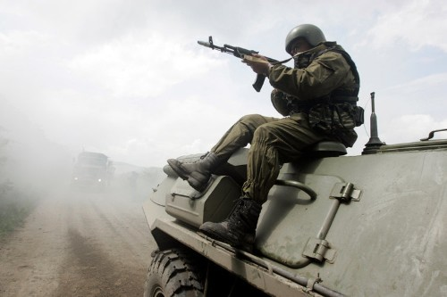 Russia reportedly just sent its version of Delta Force to Syria