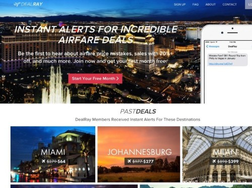 A new travel app is offering the lowest flight prices we've ever seen
