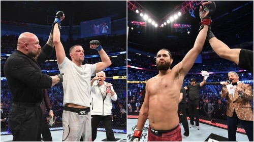Jorge Masvidal says he's in negotiations for UFC fight with Nate Diaz