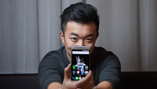 A 28-year-old dropout has made the world's best smartphone