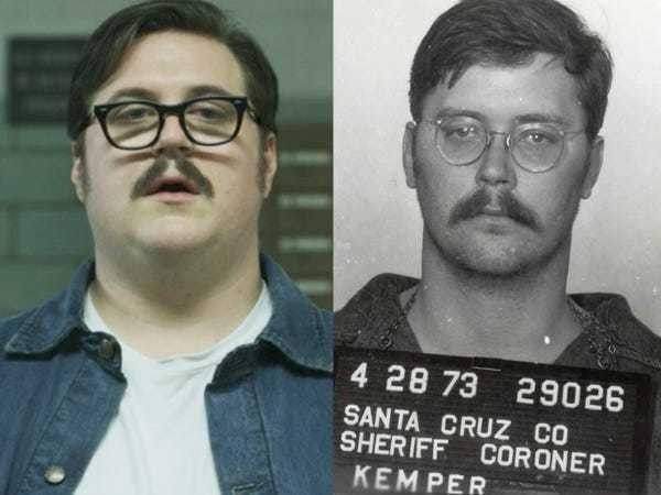 All the real serial killers featured on Netflix's new drama 'Mindhunter' - Business Insider