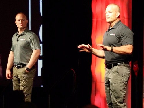 A former Navy SEAL called me out for making excuses, and it changed the way I think about leadership