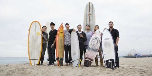 For tech entrepreneurs in Silicon Beach, surfing is the new golf