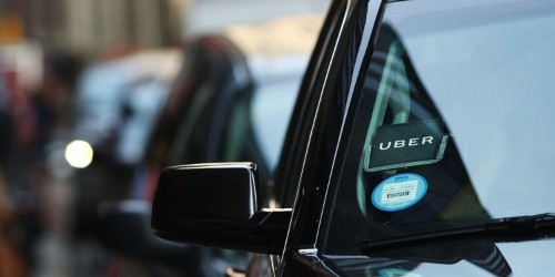 Uber banned a London driver after he canceled a ride for 2 men wearing skullcaps because 'I don't take Jews'