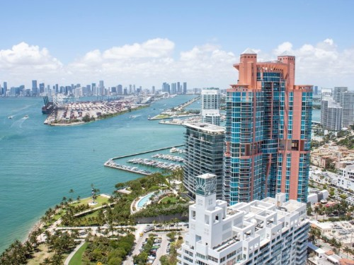 Inside the most expensive condo for sale in Miami, a $48 million penthouse