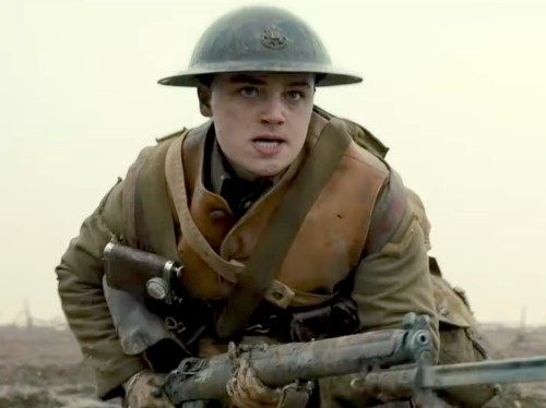 New '1917' trailer shows WWI drama starring ex-'Game of Thrones' actor