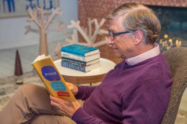 Bill Gates best books 2019: Summit Public Schools teacher book - Business Insider
